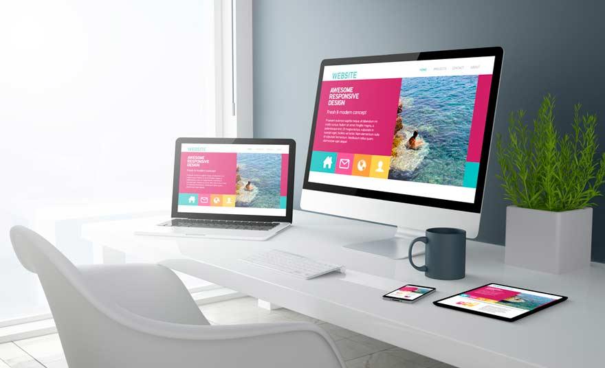 Mobilvennlig webdesign
